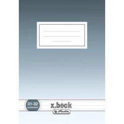 Írószerek-iskolaszerek - Füzetek - Herlitz Füzet A5/31 szótár