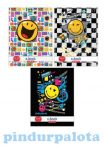 Írószerek-iskolaszerek - Smile vonalas füzet