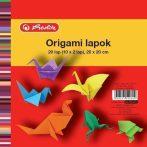 Írószerek - Iskolaszerek - Papírok-kartonok - Origami lapok