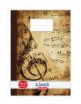 Írószerek - Iskolaszerek - Füzetek - Hangjegyfüzet Herlitz
