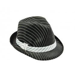 Jelmezek - Jelmez kiegészítők - Gengszter kalap csíkos több színben, jelmez kiegészítő
