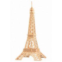 Puzzle kirakók - 3D Eiffel-torony makett