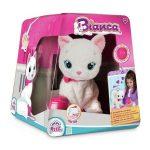Interaktív játékok gyerekeknek - Interaktív játék Bianca funkciós cica