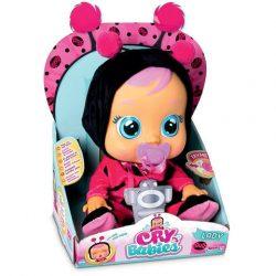 Interaktív játékok gyerekeknek - Sírós interaktív baba, Lady