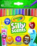 Írószerek - Illatos csavarozható zsírkréta Crayola