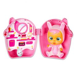 Játékbabák - Varázskönnyek cry babies mini babák kiegészítőkkel