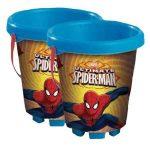 Kerti játékok - Spiderman vödör
