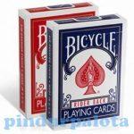 Kártya játékok - Bicycle 807 Tuck Rider Back Standard Index kártya