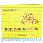 Mesekönyvek - Boribon autózik