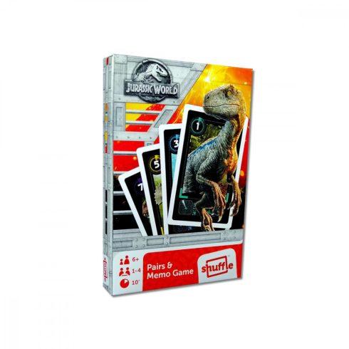 Memória kártyák - Jurassic World, Fekete Péter és memória kártyajáték - Cartamundi