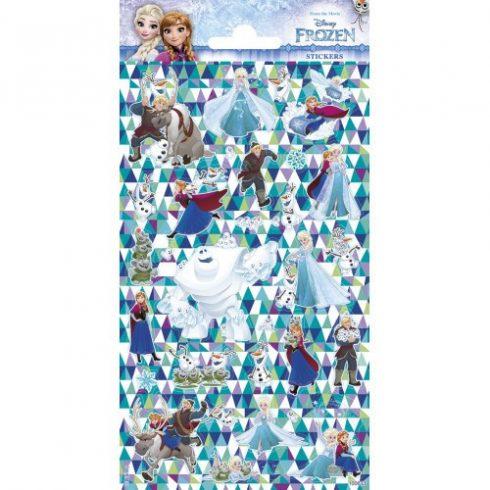 Frozen Stickers Jégvarázs matrica