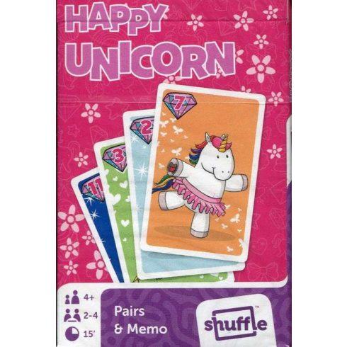 Kártya játékok - Happy Unkornis, Fekete Péter és memória kártyajáték - Cartamundi
