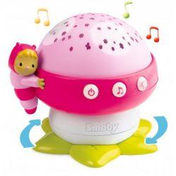 Zenélő bébijátékok - Ajándékok babáknak - Cotoons zenélő gomba projektor