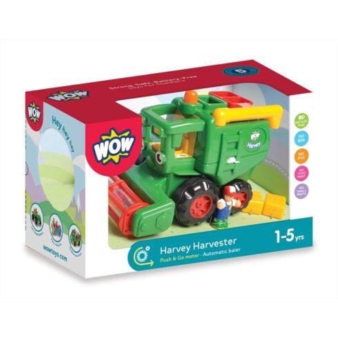 WOW Toys - HARVEY KOMBÁJNJA csomagolásban