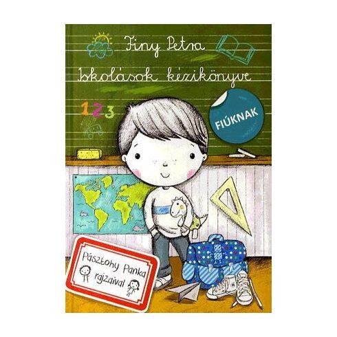 Mesekönyvek - Iskolások kézikönyve - fiúknak