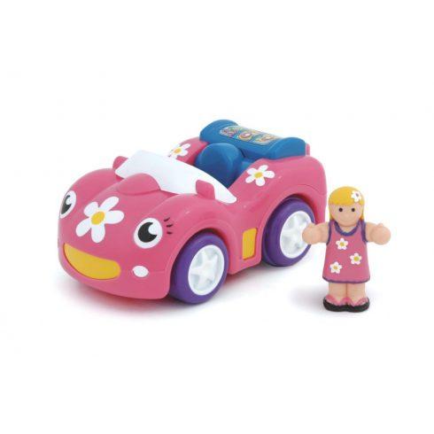 Játék autók kislányoknak - WOW Toys - DAISY AUTÓJA