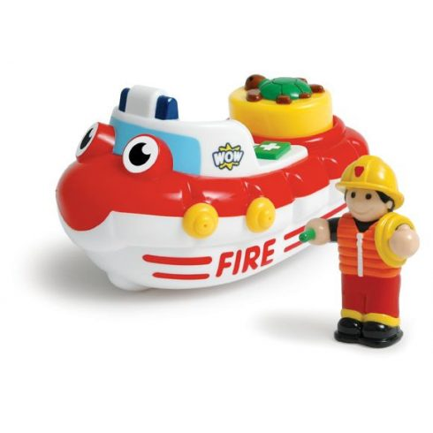 WOW Toys - FELIX TŰZOLTÓHAJÓJA