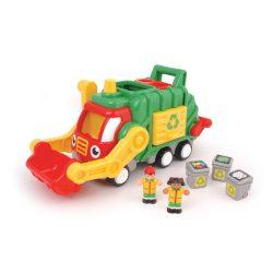 Kukásautók gyerekeknek - Wow Toys Fred szemetesautója