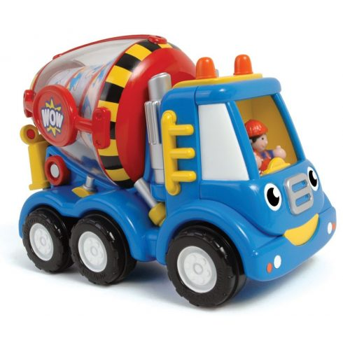 WOW Toys - MIKE A BETONKEVERŐ