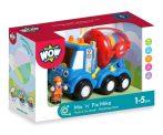 Járművek - Építkezés - Wow Toys Betonkeverő autó