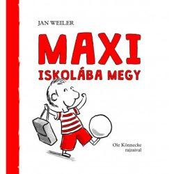 Mesekönyvek - Maxi iskolába megy