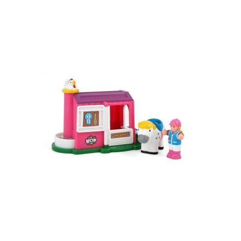 WOW Toys - Misty a ló és Molly a lovas