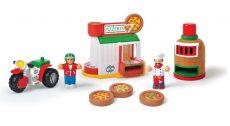 WOW Toys - Mario pizzériája