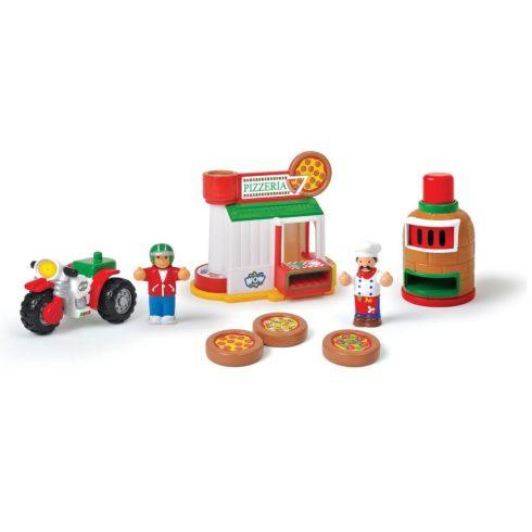 WOW Toys - Mario pizzériája részei