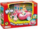 Kisautók lányoknak - WOW Amy a motoros