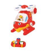 Minőségi játékok - WOW Toys - Rory mentőhelikopter