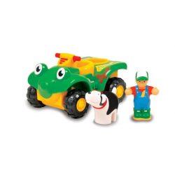 Járművek - Benny quad, WOW