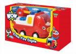 WOW Toys - Ernie tűzoltóautója ÚJ