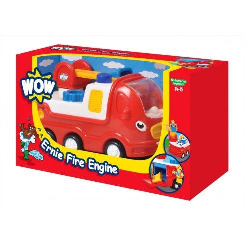 WOW Toys - Ernie tűzoltóautója csomagolásban