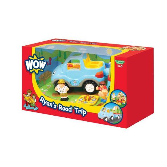 Törhetetlen játék autók - WOW Terepjáró