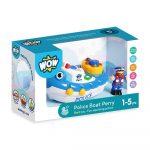 Járművek - Wow Toys - Perry a rendőrcsónak fürdőjáték