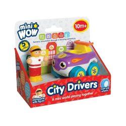 Járművek - Wow Toys - Izzy a versenyautó