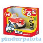 Járművek - Wow Toys - Blaze a tűzoltó