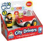 Játék tűzoltóautók - Wow Toys Blaze a tűzoltóautó