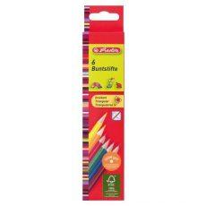 Írószerek - Iskolaszerek - Íróeszközök - Herlitz színes ceruza készlet