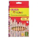 Íróeszközök - Trilino színesceruza készlet óvodásoknak