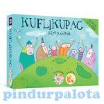 Kártya játékok - Mesekártyák - Kuflikupac kártyajáték