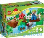 Építőjátékok - Építőkockák - 10581 LEGO DUPLO Az erdő Kacsák