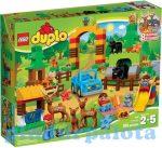 Építőjátékok - Építőkockák - 10584 LEGOR DUPLO - Az erdő Park