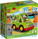 Építőjátékok - Építőkockák - 10589 LEGO Duplo Rally autó
