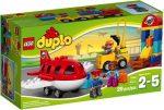 Építőjátékok - Építőkockák - 10590 Lego Duplo - Repülőtér