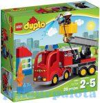 Építőjátékok - Építőkockák - 10592 LEGO Duplo Tűzoltóautó