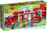 Építőjátékok - Építőkockák - 10593 LEGO Duplo - Tűzoltóállomás