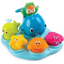 Fürdőjátékok - Halacskás fürdőjáték Cootons Smoby