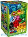 Duplo kockák - 10622 LEGO Duplo XXL Nagy kreatív doboz