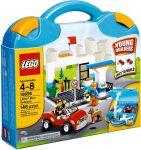 10659 LEGO - Kék jármű bőröndben